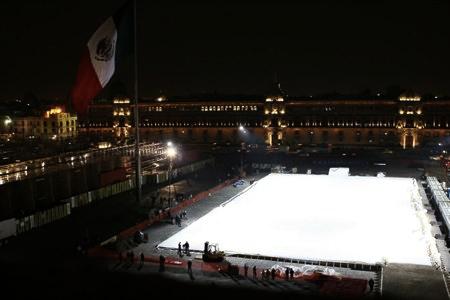 Pista de Hielo Ciudad de México