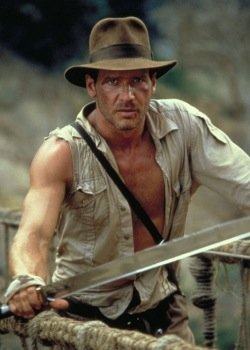 Indiana Jones en Temple of Doom